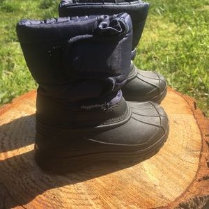 Rugged Bear Toddler Snow Boots